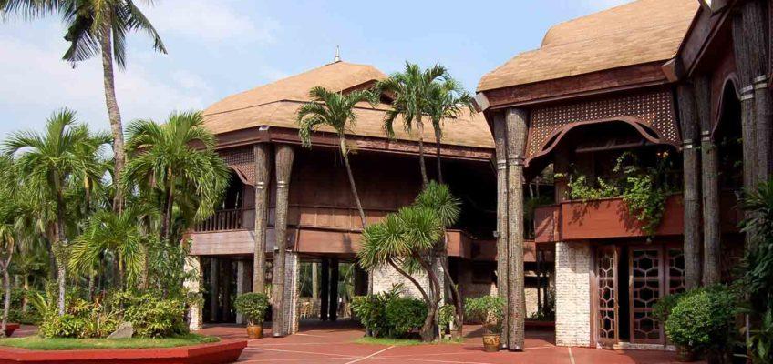 PHILIPPINEN REISEN BLOG - Der Coconut Palace