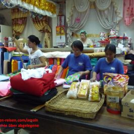 PHILIPPINEN REISEN BLOG - Chinesischer Stoffhandel mit Supermarkt und Großhandel Foto: Sir Dieter Sokoll KRPHILIPPINEN REISEN BLOG - Chinesischer Stoffhandel mit Supermarkt und Großhandel Foto: Sir Dieter Sokoll KR