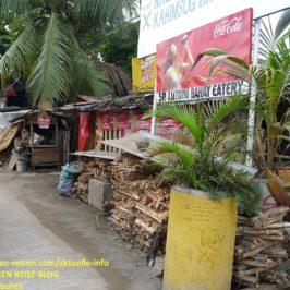 PHILIPPINEN REISEN BLOG - Einblick in die philippinische Untergrundwirtschaft Foto: Sir Dieter Sokoll KR