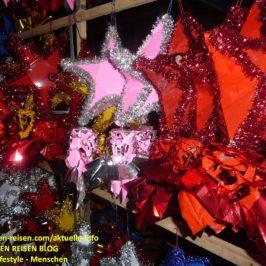 PHILIPPINEN REISEN BLOG - Weihnachtsschmuck in Handarbeit Foto: Sir Dieter Sokoll KR