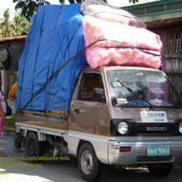 PHILIPPINEN REISEN BLOG - Warenvertrieb in den Philippinen Foto: Sir Dieter Sokoll KR