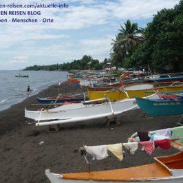 PHILIPPINEN BLOG - Alltag im Fischerdorf Foto: Sir Dieter Sokoll KR