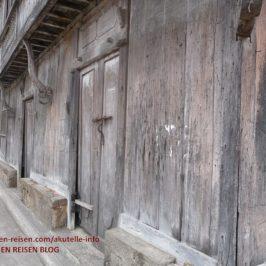 PHILIPPINEN REISEN BLOG - Alte Häuser in Balingasag Foto: Sir Dieter Sokoll