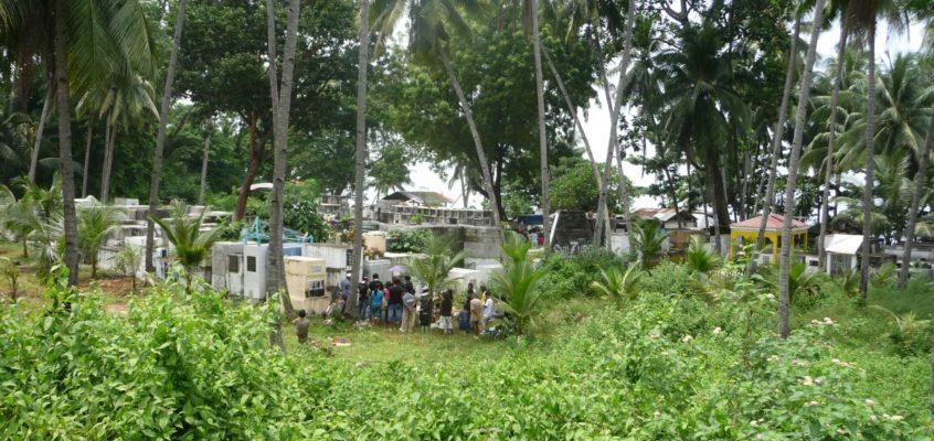 Sterben in den Philippinen – öffentlicher Friedhof
