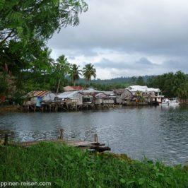 PHILIPPINEN REISEN BLOG - REISEVORSCHLAG - Lianga Foto von Sir Dieter Sokoll