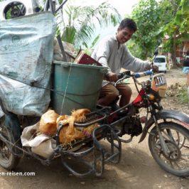 Philippinen Reisen Blog - Der Schrottsammler kommt