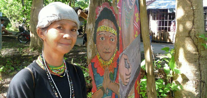 Besuch im Eco-Village und in den Gärten von Malasag