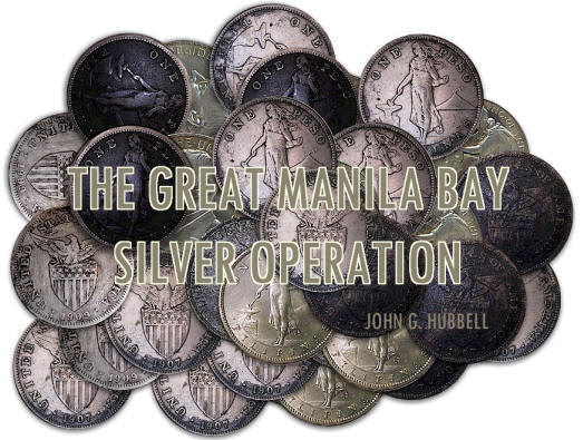 Der Silberschatz von Manila