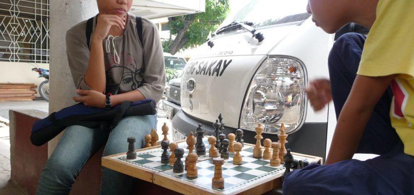 Nachwuchs bei den Schachspielern