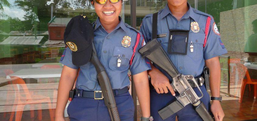 Sicherheit in der Stadt