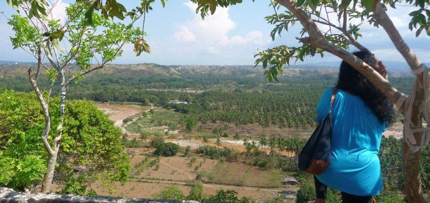 Fahrt durch die Barangays