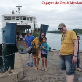 Tour zur Insel Camiguin - Die Lagune