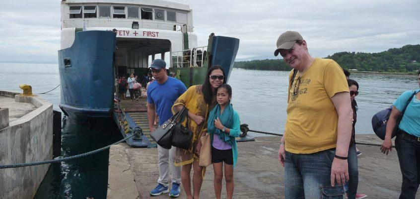 Zweiter Tag: Insel Camiguin – Die Lagune