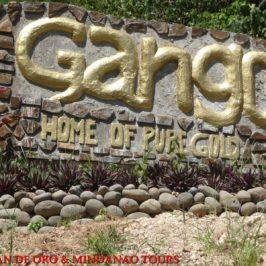 Hinter den Kulissen von Cagayan de Oro & Mindanao Tours - diesmal im Goldgräberdorf hinter der Stadt