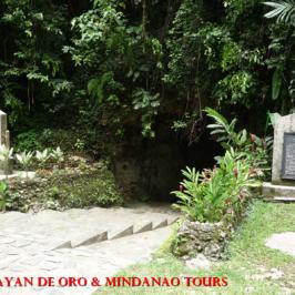 Besuch in der Maharlika Höhle in Cagayan de Oro