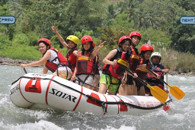 Wildwasserfahrten in Cagayan de Oro