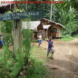 Cagayan de Oro & Mindanao Tours - Research Trip - Iligan Wasserfälle - Tinago Falls