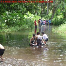 Badiangan Quellen und Strand in Gingoog