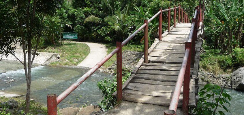 Wo sind die Wasserfälle in Naawan