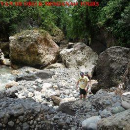 CAGAYAN DE ORO & MINDANAO TOURS - Canyon- und Flußwanderung