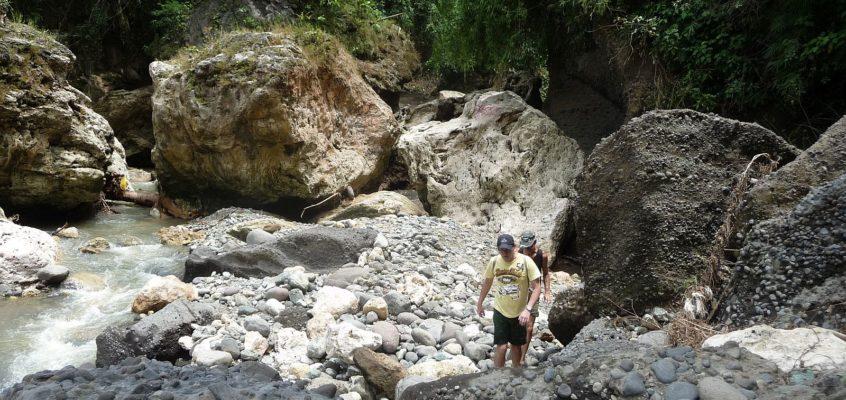 Canyon- und Flußwanderung mit Gästen