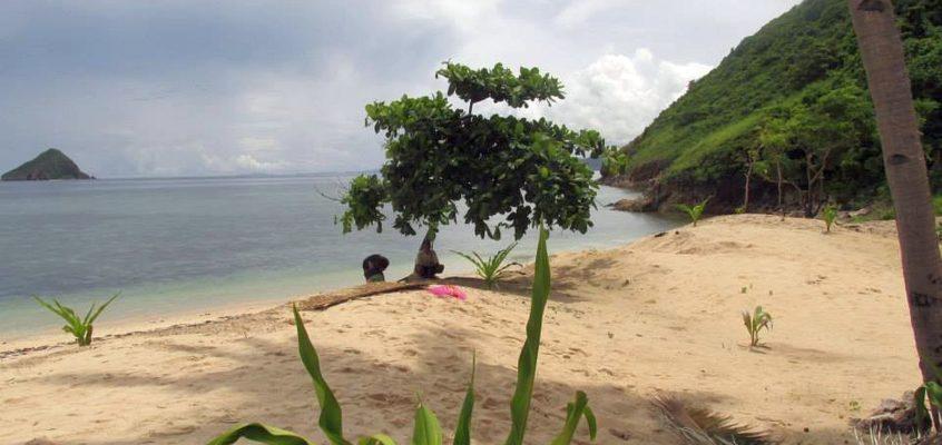 Eine Robinson Insel – Binalabag in Palawan