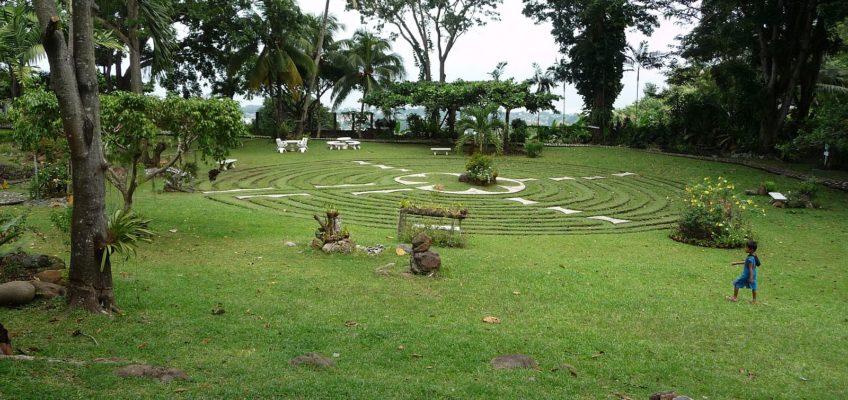 Besuch im Betania Retreat House in Malasag in Cagayan de Oro