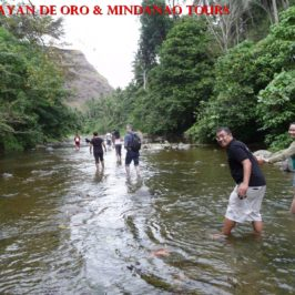 Philippinen - Cagayan de Oro & Mindanao Tours - Flusswanderung, Canyonwanderung