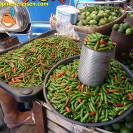 Philippinen Impressionen vom Markt