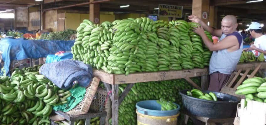 Philippinen - Obst und Gemüse Markt