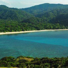 Philippinen - Am Strand von Palaui