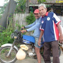 PHILIPPINEN BLOG - Motorräder leisten Schwerstarbeit Foto: Sir Dieter Sokoll KR