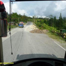Eine Busfahrt mit nicht erwartetem Ausgang