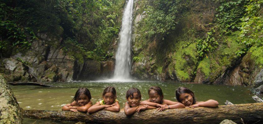 Hidak Wasserfälle – Tbolis dreifaches Vergnügen