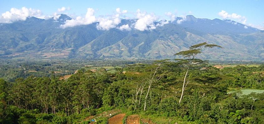 Kühle Orte: Lantapan in der Provinz Bukidnon