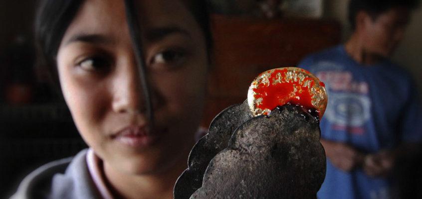 """Die Suche nach """"Blutgold"""" in Benguet"""