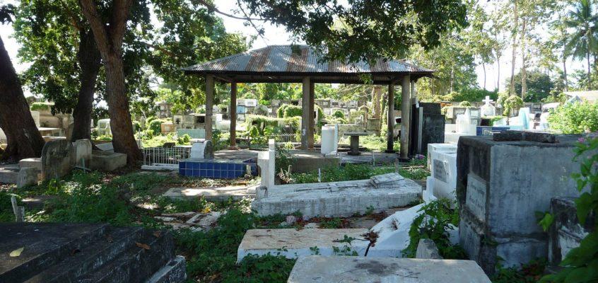Der Friedhof als Horrorkulisse