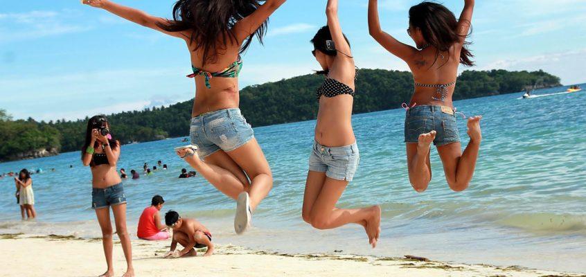 STRÄNDE: Gumasa Beach, Sarangani Bay, Glan, Sarangani Province