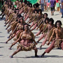 UNBEKANNTE ORTE: Malimono in der Provinz Surigao del Norte