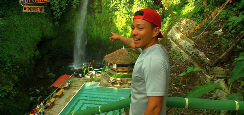 WASSERFÄLLE: Togonan Wasserfall in Mainit, Surigao del Norte