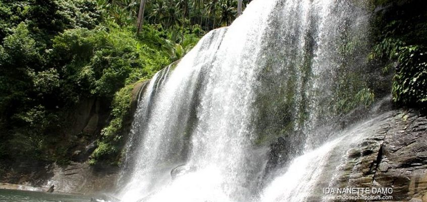 ENTDECKUNGEN: Curtain Wasserfälle – Davao Oriental
