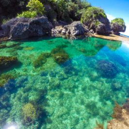 ENTDECKUNGEN: Magpupungko Beach und Tidal Pools auf Siargao Island