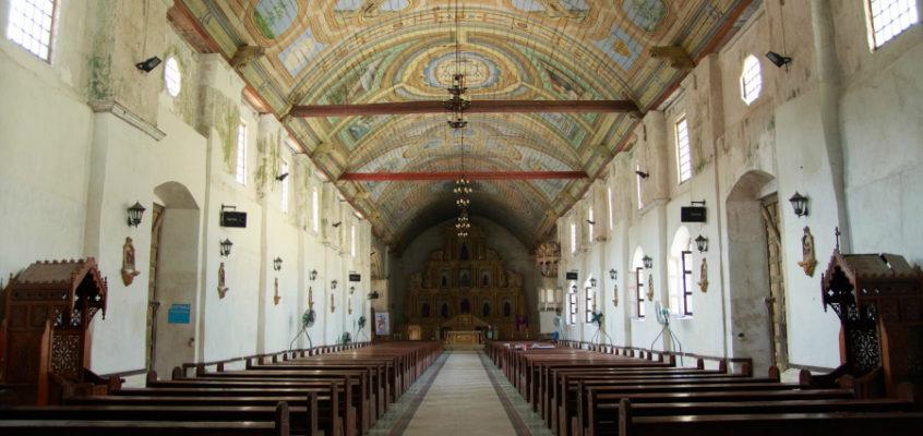 ENTDECKUNGEN – Die wunderliche und malerische Boljoon Kirche