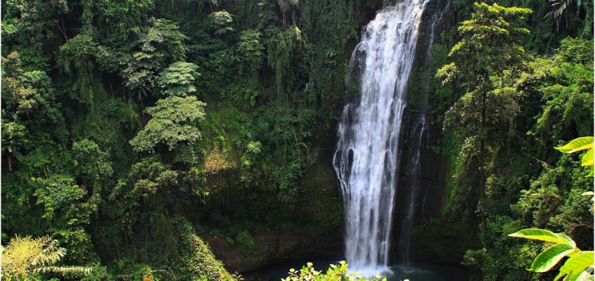 ENTDECKUNGEN – Alalum Wasserfall in Sumilao