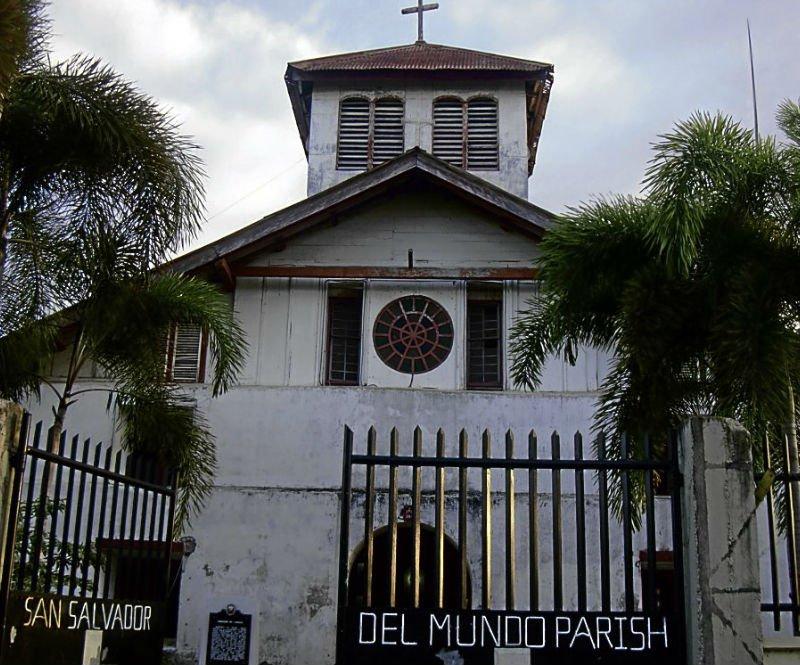 KULTURDENKMÄLER: Mindanaos ältestes katholisches Gebäude