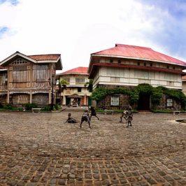 KULTURRELLE DENKMÄLER: Ein Zuhause in der Vergangenheit – Las Casas Filipinas de Acuzar in Bagac, Bataan