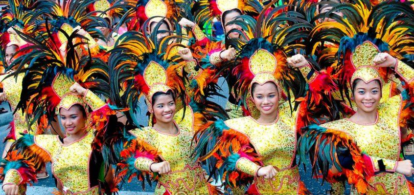 FESTE: Wagemut und Abenteuer beim CamNorte Bantayog Festival