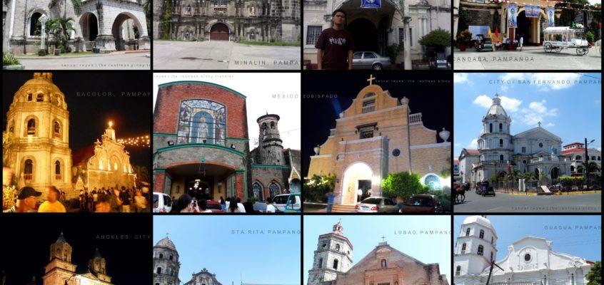 KULTUR – Visita Iglesia: Pampanga