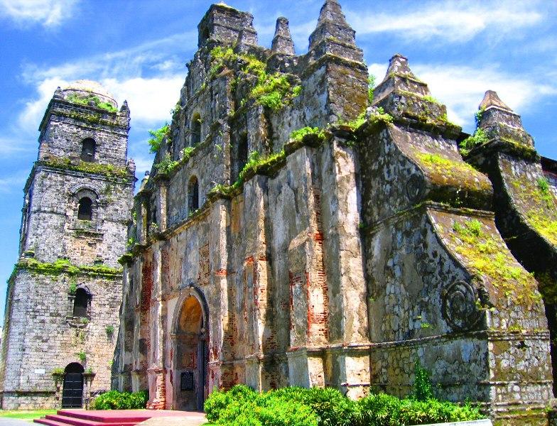 KULTUR: Verliebt in die Kirche von Paoay