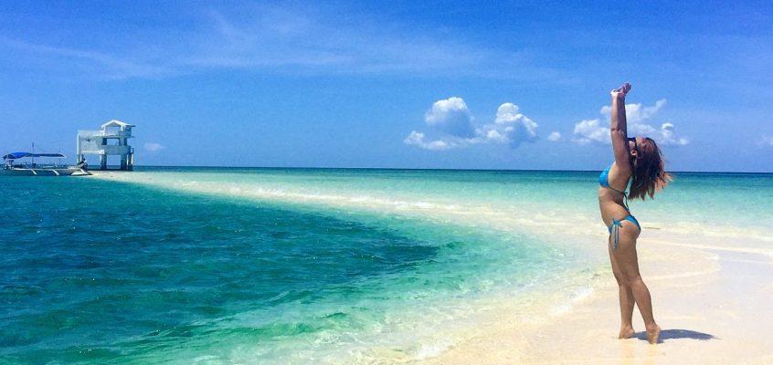 STRÄNDE: Carbin Reef – Eine große weiße Sandbank inmitten eines Seeschutzgebietes
